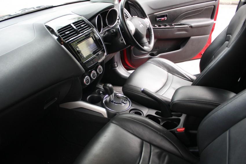 SUV shootout: Mitsubishi ASX vs Nissan X-Trail vs Honda CR-V vs Hyundai Tucson vs Peugeot 3008! Image #80523