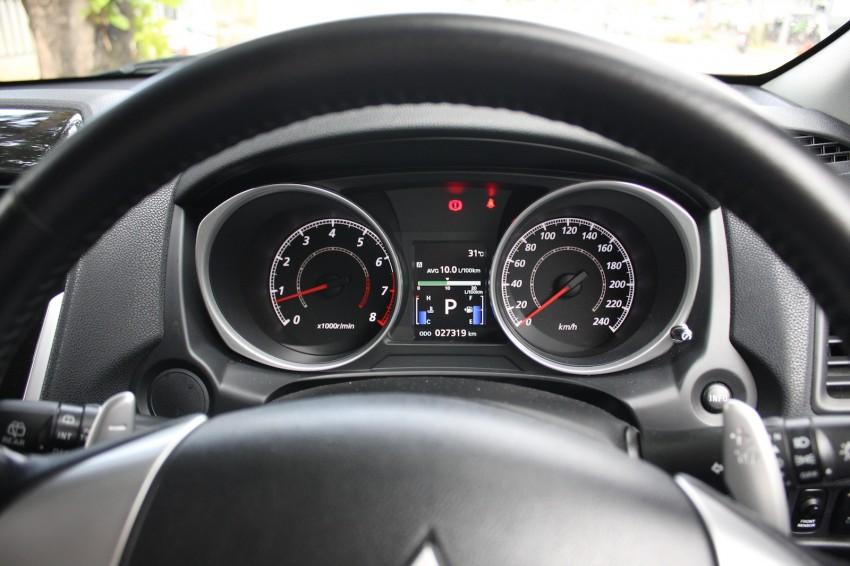 SUV shootout: Mitsubishi ASX vs Nissan X-Trail vs Honda CR-V vs Hyundai Tucson vs Peugeot 3008! Image #80525