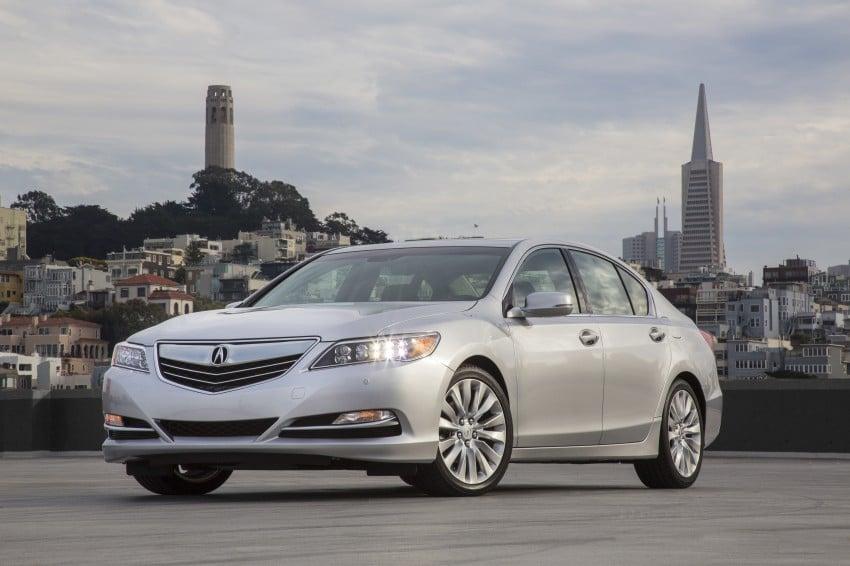 GALLERY: All-new 2014 Acura RLX – Honda's 5-Series Image #155240