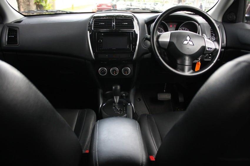 SUV shootout: Mitsubishi ASX vs Nissan X-Trail vs Honda CR-V vs Hyundai Tucson vs Peugeot 3008! Image #80380