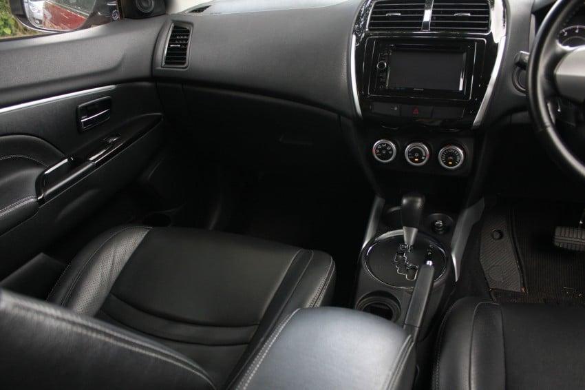 SUV shootout: Mitsubishi ASX vs Nissan X-Trail vs Honda CR-V vs Hyundai Tucson vs Peugeot 3008! Image #80529