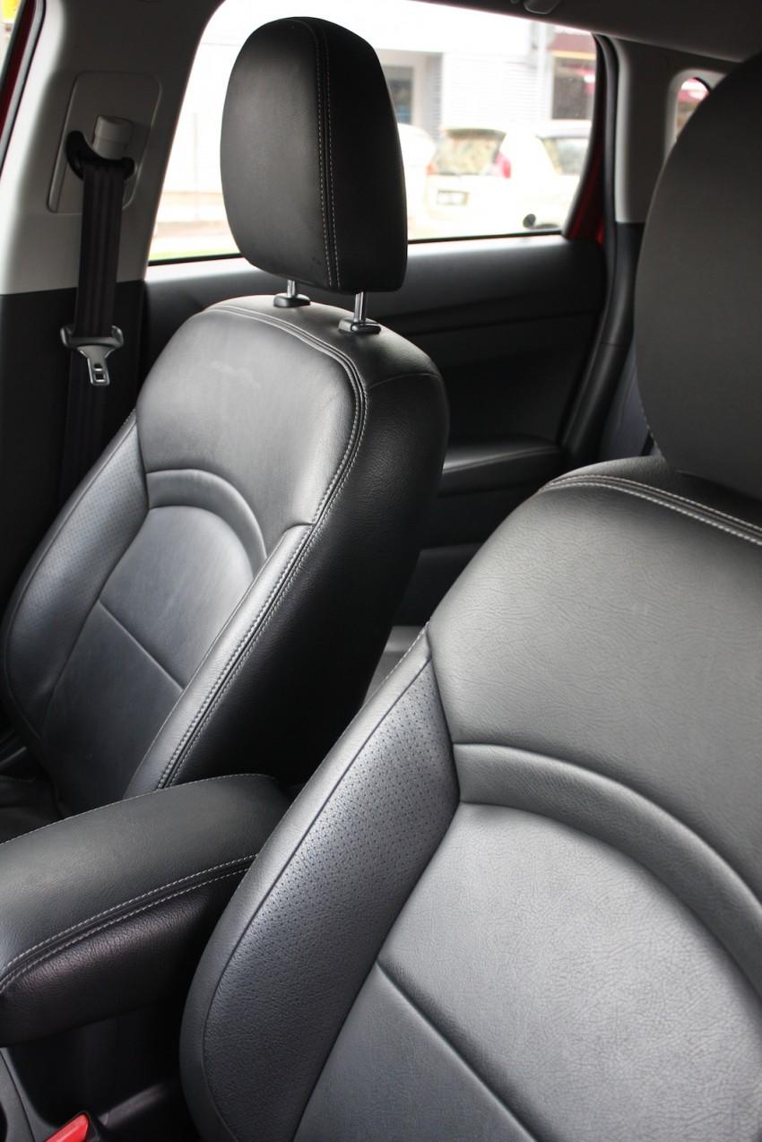 SUV shootout: Mitsubishi ASX vs Nissan X-Trail vs Honda CR-V vs Hyundai Tucson vs Peugeot 3008! Image #154090