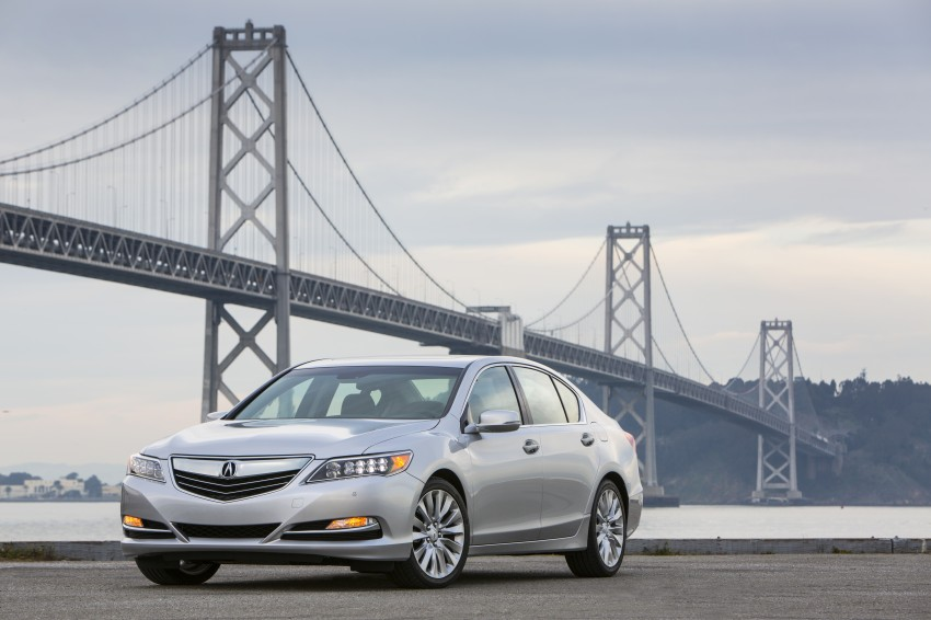 GALLERY: All-new 2014 Acura RLX – Honda's 5-Series Image #155245