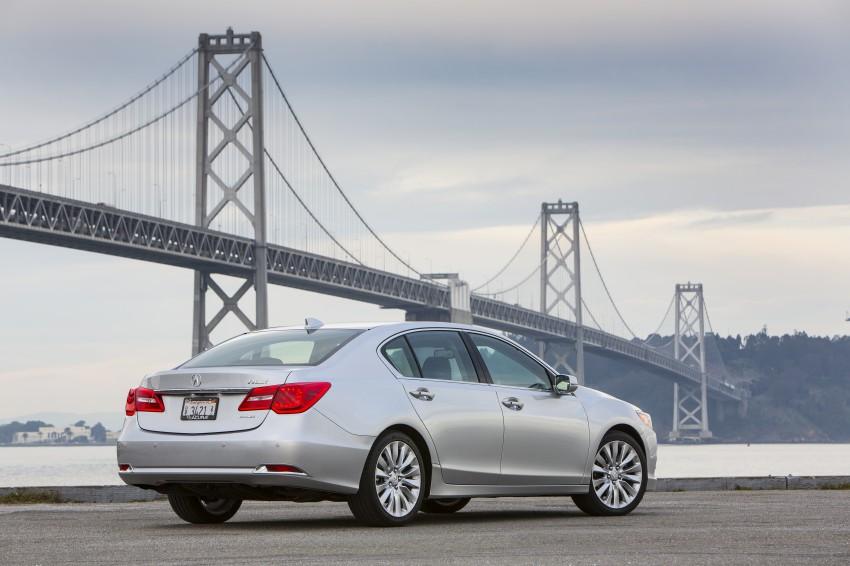 GALLERY: All-new 2014 Acura RLX – Honda's 5-Series Image #155246