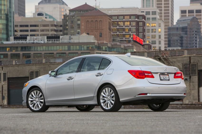 GALLERY: All-new 2014 Acura RLX – Honda's 5-Series Image #155228