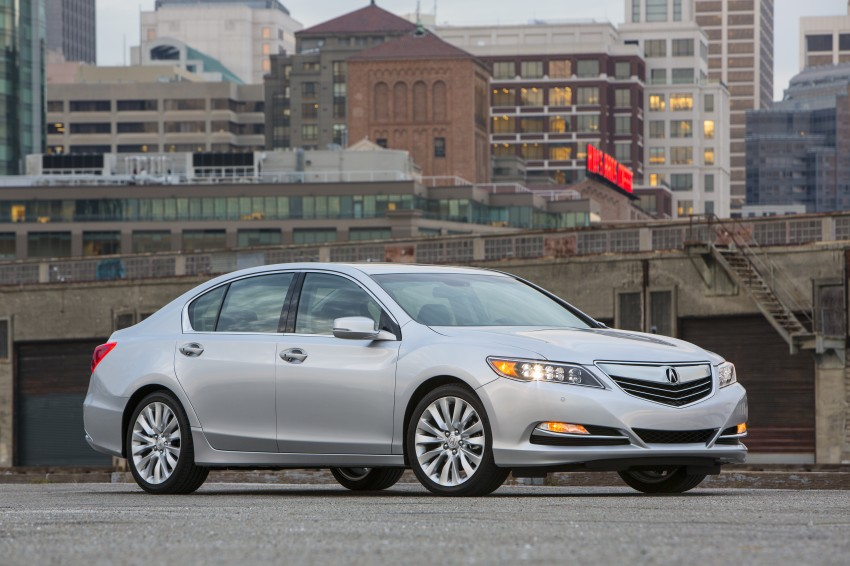 GALLERY: All-new 2014 Acura RLX – Honda's 5-Series Image #155232