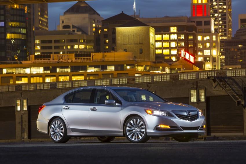 GALLERY: All-new 2014 Acura RLX – Honda's 5-Series Image #155231