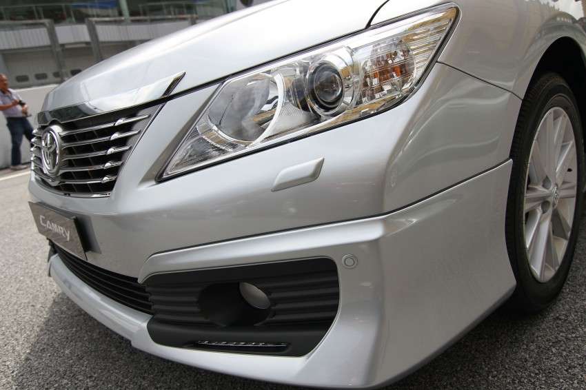 Toyota Camry XV50 launched – RM150k to RM181k Image #109843