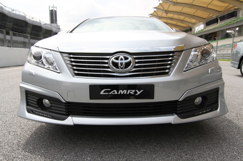 Toyota Camry XV50 launched – RM150k to RM181k Image #109844