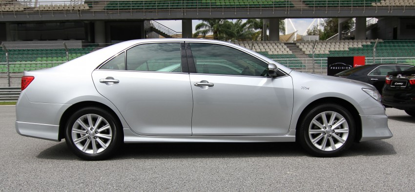 Toyota Camry XV50 launched – RM150k to RM181k Image #109845