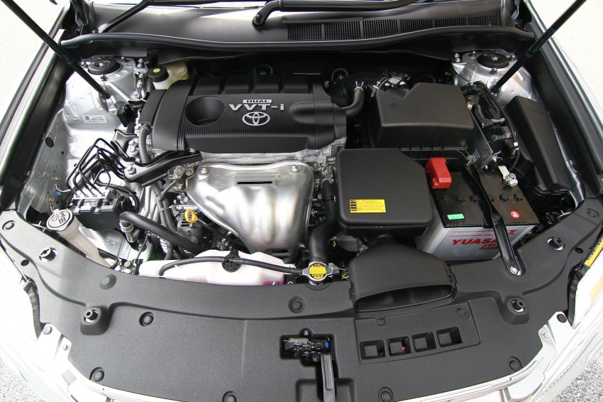 Toyota Camry XV50 launched – RM150k to RM181k Image #109855