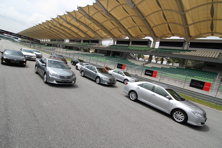 Toyota Camry XV50 launched – RM150k to RM181k Image #109874