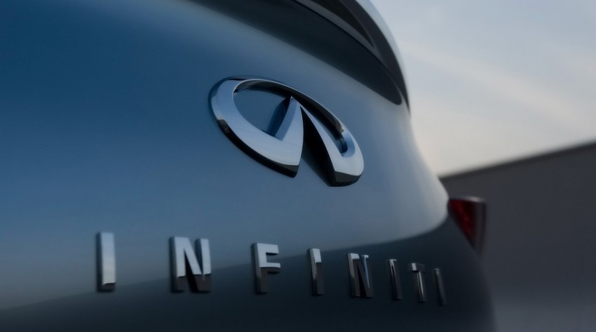 Infiniti revamps model names with Q and QX badges Image #146606