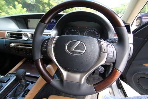 DRIVEN: Lexus GS 250 Luxury & GS 350 Luxury previewed