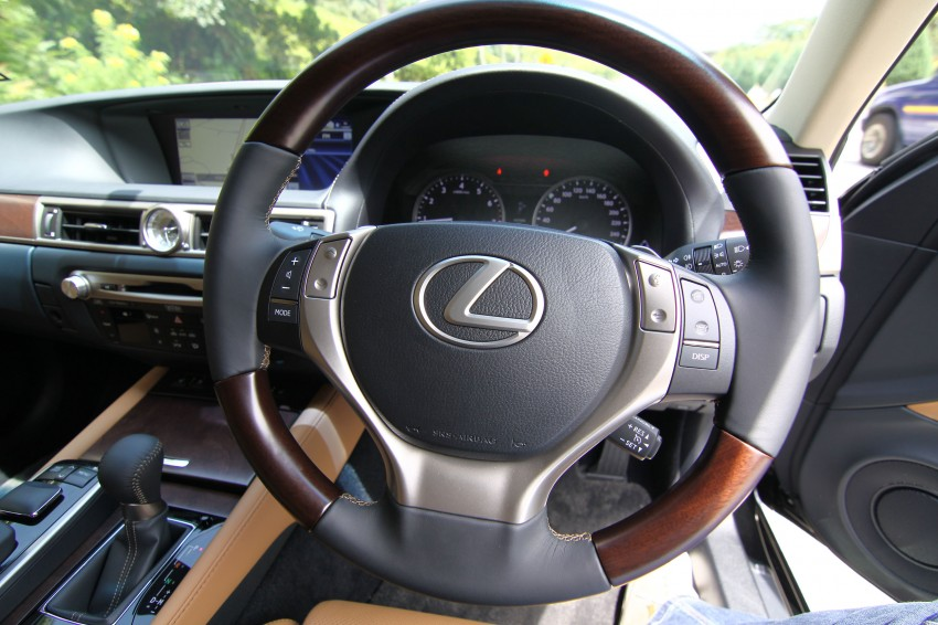 DRIVEN: Lexus GS 250 Luxury & GS 350 Luxury previewed Image #96055