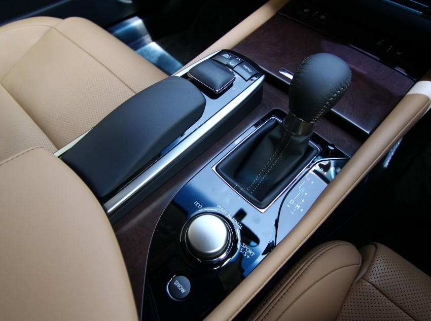 DRIVEN: Lexus GS 250 Luxury & GS 350 Luxury previewed Image #96059