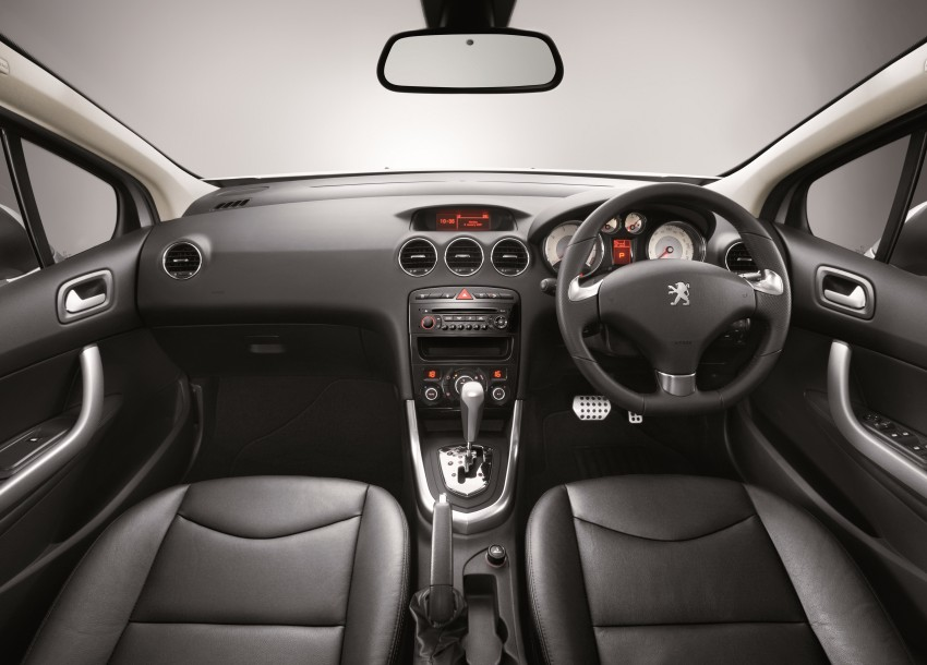 Peugeot 408 launched – Turbo at RM126k, 2.0 at RM110k Image #107679