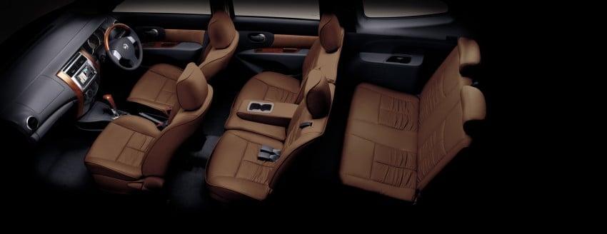 Nissan Grand Livina AUTECH, from RM105k Image #116649