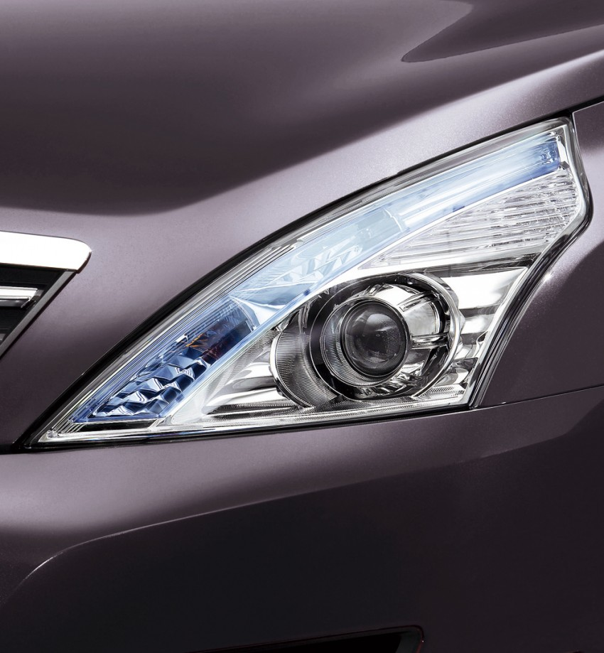 Nissan Teana facelift – small changes for Japan Image #122577