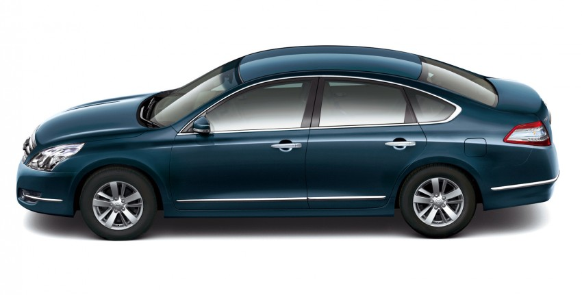 Nissan Teana facelift – small changes for Japan Image #122576
