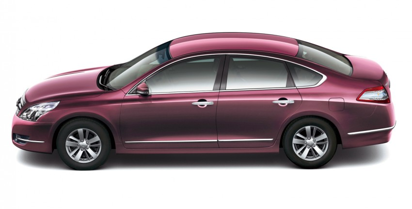 Nissan Teana facelift – small changes for Japan Image #122575