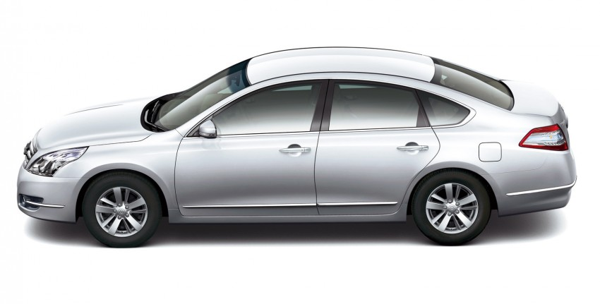 Nissan Teana facelift – small changes for Japan Image #122572