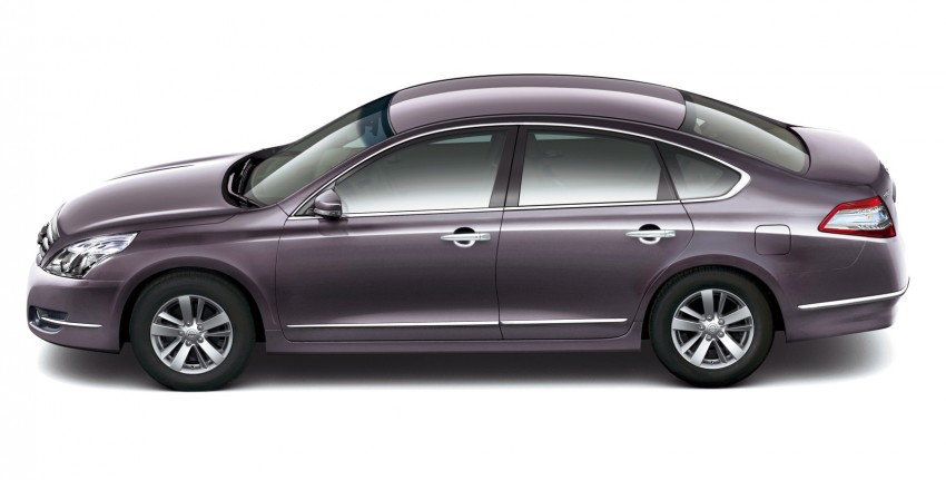 Nissan Teana facelift – small changes for Japan Image #122573