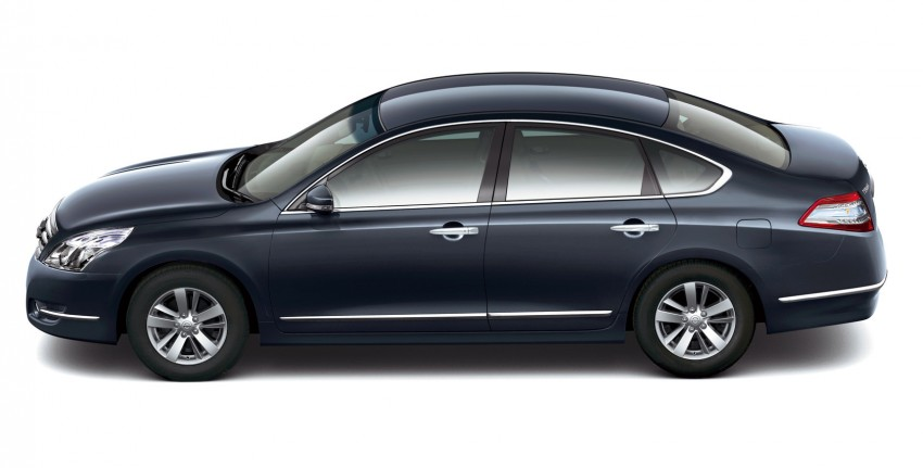 Nissan Teana facelift – small changes for Japan Image #122571