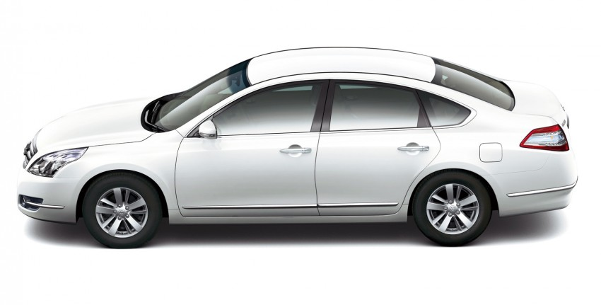 Nissan Teana facelift – small changes for Japan Image #122570