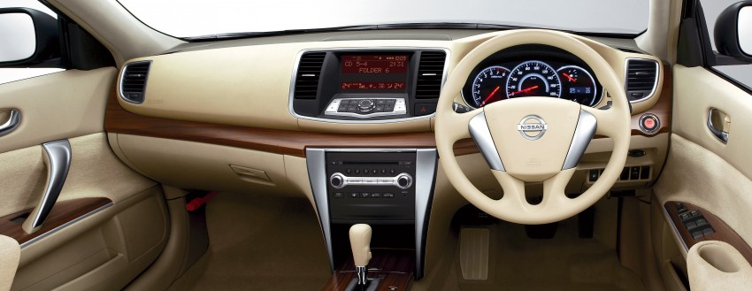 Nissan Teana facelift – small changes for Japan Image #122523