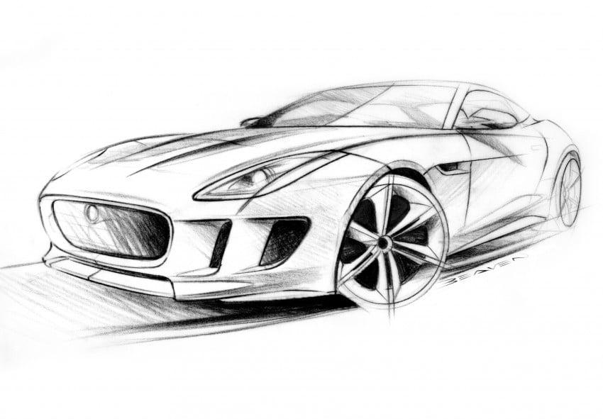 Frankfurt preview: Jaguar C-X16 Concept, 911 here I come! Image #67493