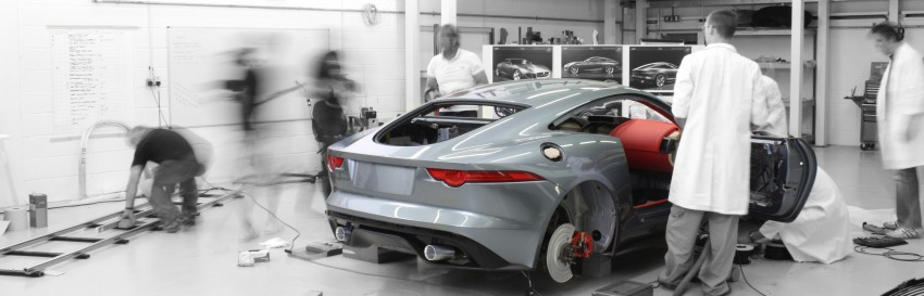 Frankfurt preview: Jaguar C-X16 Concept, 911 here I come! Image #67494