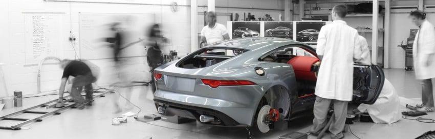 Frankfurt preview: Jaguar C-X16 Concept, 911 here I come! Image #67494