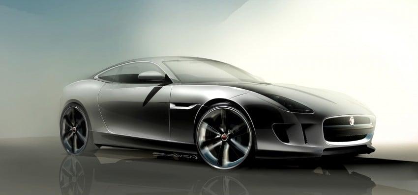 Frankfurt preview: Jaguar C-X16 Concept, 911 here I come! Image #67495