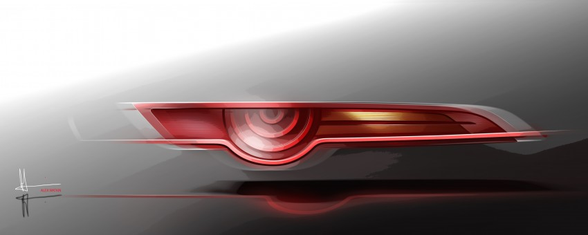 Frankfurt preview: Jaguar C-X16 Concept, 911 here I come! Image #67489