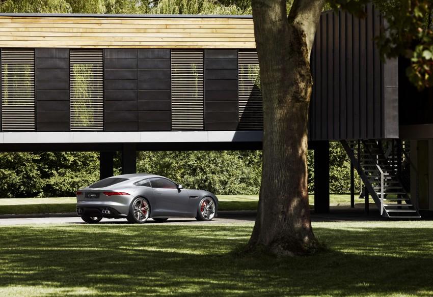 Frankfurt preview: Jaguar C-X16 Concept, 911 here I come! Image #67519