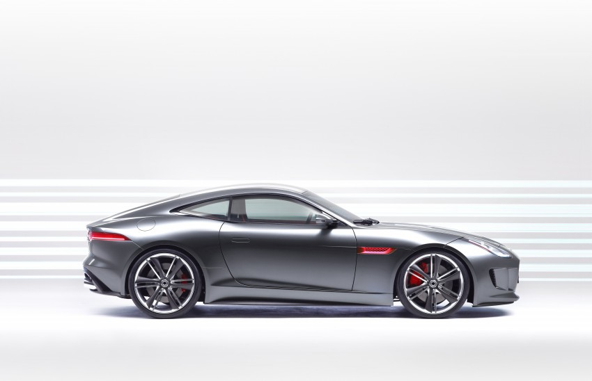 Frankfurt preview: Jaguar C-X16 Concept, 911 here I come! Image #67516