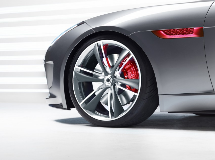 Frankfurt preview: Jaguar C-X16 Concept, 911 here I come! Image #67510