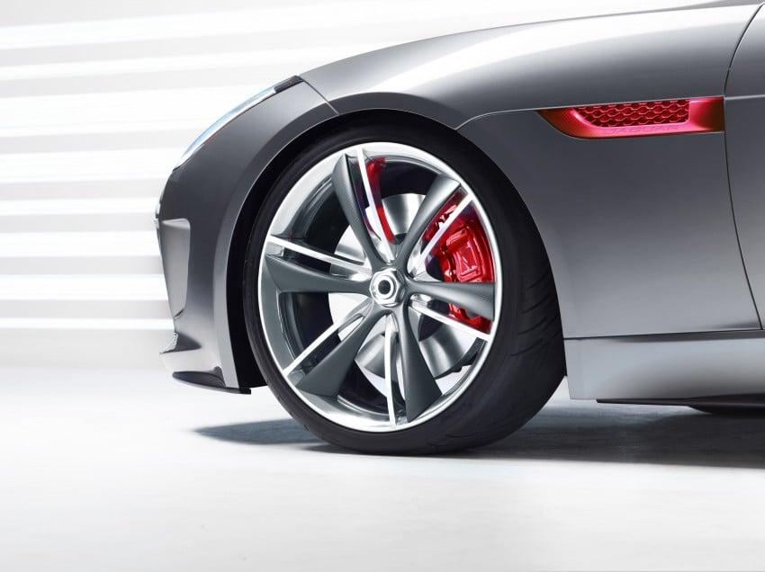 Frankfurt preview: Jaguar C-X16 Concept, 911 here I come! Image #67510
