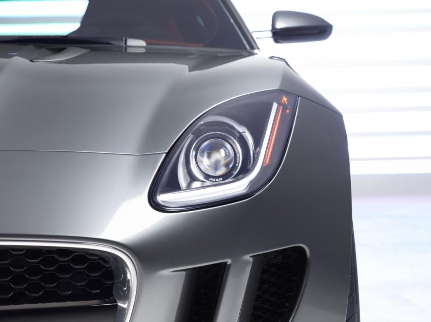 Frankfurt preview: Jaguar C-X16 Concept, 911 here I come! Image #67507
