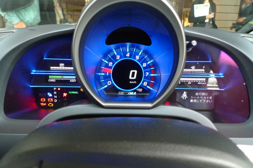 TESTED: Honda CR-Z Hybrid, both Manual and CVT driven in Malaysia and Japan Image #115532