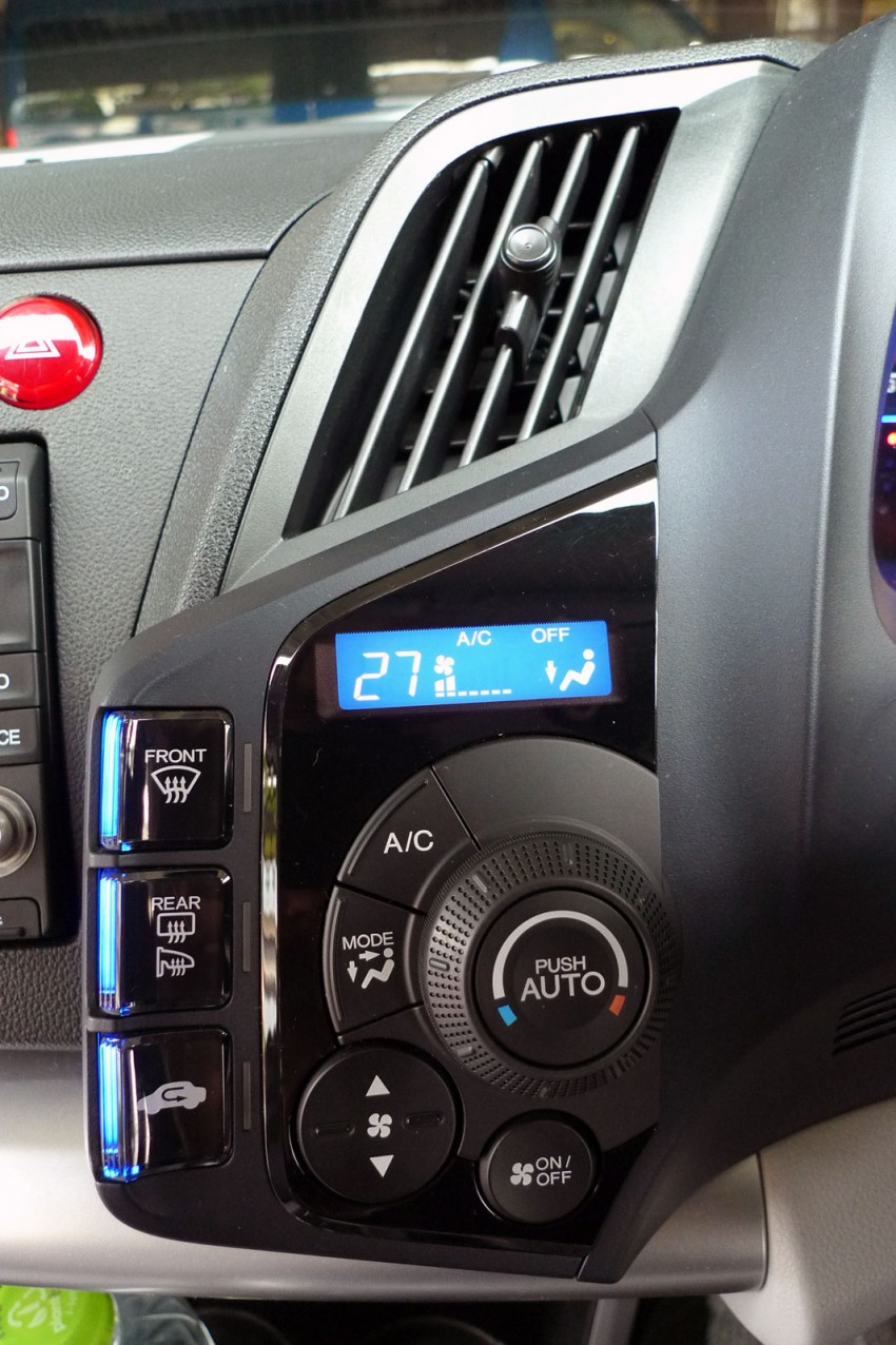 TESTED: Honda CR-Z Hybrid, both Manual and CVT driven in Malaysia and Japan Image #115534