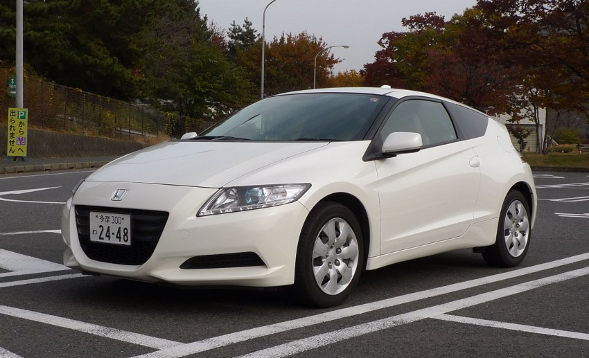 TESTED: Honda CR-Z Hybrid, both Manual and CVT driven in Malaysia and Japan Image #115548