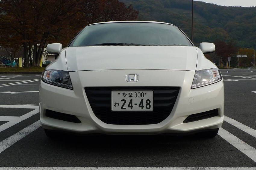 TESTED: Honda CR-Z Hybrid, both Manual and CVT driven in Malaysia and Japan Image #115550