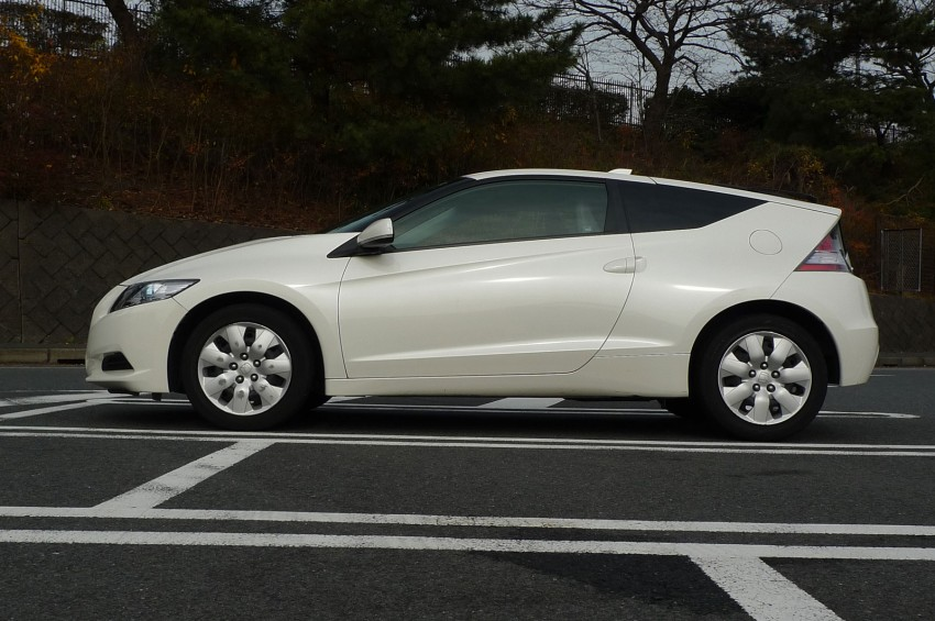 TESTED: Honda CR-Z Hybrid, both Manual and CVT driven in Malaysia and Japan Image #115551