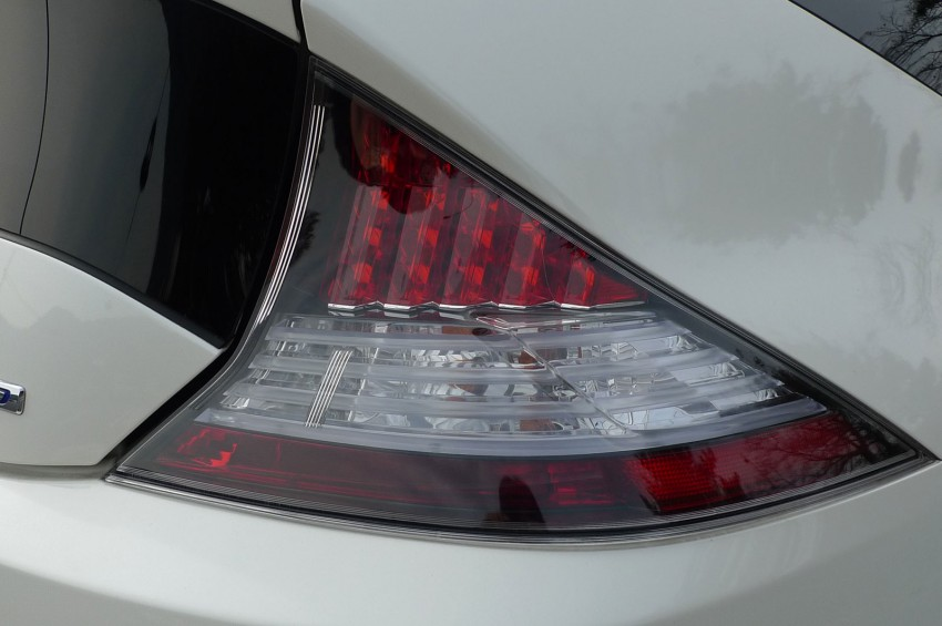 TESTED: Honda CR-Z Hybrid, both Manual and CVT driven in Malaysia and Japan Image #115556