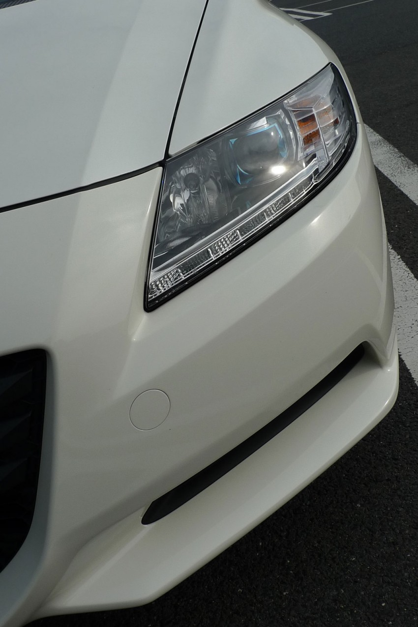 TESTED: Honda CR-Z Hybrid, both Manual and CVT driven in Malaysia and Japan Image #115559