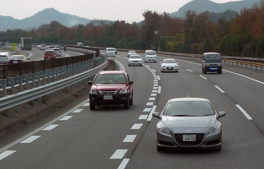 TESTED: Honda CR-Z Hybrid, both Manual and CVT driven in Malaysia and Japan Image #115564