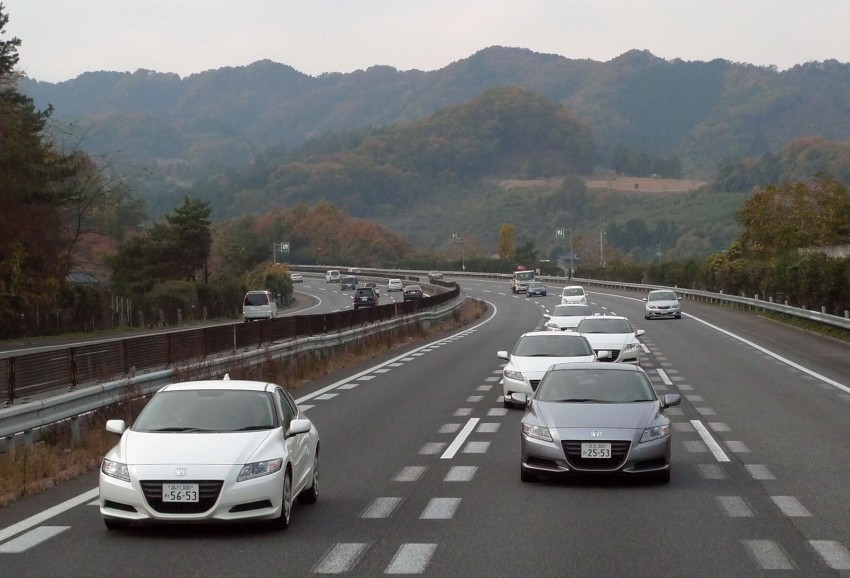TESTED: Honda CR-Z Hybrid, both Manual and CVT driven in Malaysia and Japan Image #115566