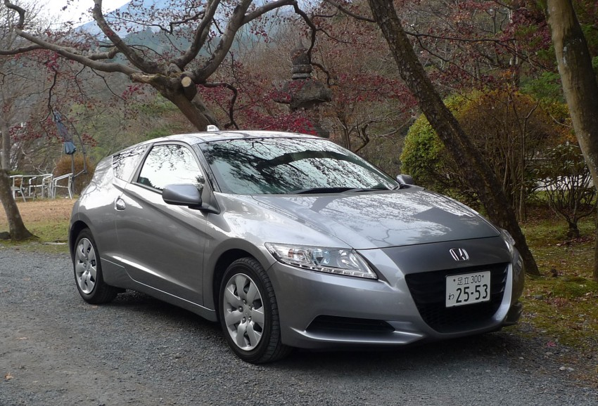 TESTED: Honda CR-Z Hybrid, both Manual and CVT driven in Malaysia and Japan Image #115573
